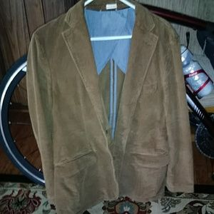 J.Crew cord sportcoat.  Size M, no signs of wear.